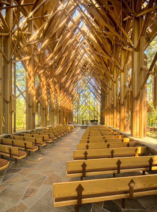Photo Of The Week Anthony Chapel At Garvan Gardens