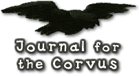 Journal for the Corvus
